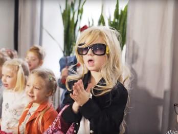 Video: Latviešu skaitāmpanti pārtop par skanīgām dziesmām