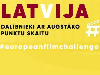 #europeanfilmchallenge uzvarētāji dodas uz Berlināli un sākas nākamais konkurss par braucienu uz Kannu kinofestivālu