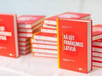 """Iznākusi grāmata """"Kā gūt panākumus Latvijā"""""""