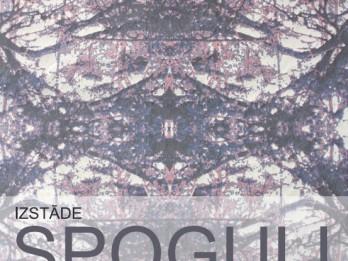 """Kultūras pils """"Ziemeļblāzma"""" aicina apskatīt tekstilmākslinieces Ingūnas Levšas izstādi """"Spoguļi"""""""