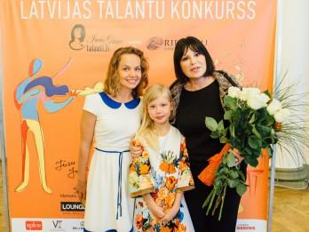 """Paziņoti piektā muzikālā konkursa """"Ineses Galantes talanti"""" uzvarētāji"""