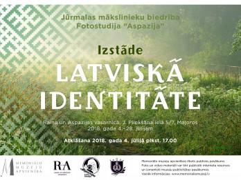 """Raiņa un Aspazijas vasarnīcā atklās izstādi """"Latviskā identitāte"""""""
