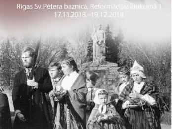 """Izstāde """"Latvijas varonis – no senatnes tagadnē"""""""