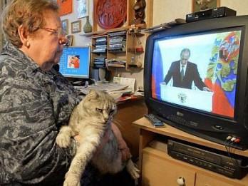 Viedoklis: arī dzeršana, seriāli un lēta māksla ir ierocis Kremļa rokās