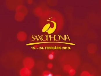 """Festivālā """"Saxophonia"""" spēlēs Latvijas labākie mūziķi un pasaules saksofona zvaigznes"""