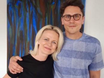 """Ērģelniece Iveta Apkalna un mūziķis Jānis Šipkēvics veido muzikālu uzvedumu """"Origin"""""""