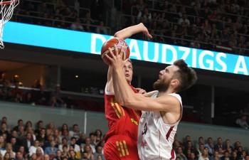 Peiners saņem atļauju doties palīgā Latvijai uz spēli Melnkalnē