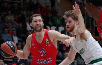 Lieliskajam Strēlniekam 18 punkti, Džeimsa tālmetiens izrauj CSKA uzvaru