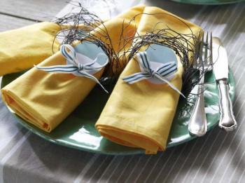 Foto: Lieldienu galda servēšanas idejas