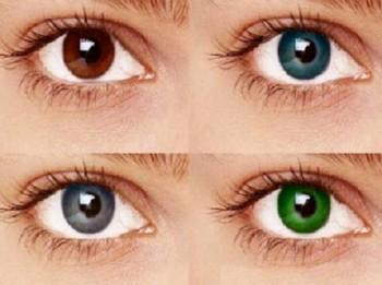 Par ko liecina tava acu krāsa. 11 galvenās pamatkrāsas
