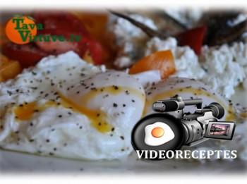 Video: Videorecepte. Kā uzvārīt olu pusotrā minūtē?