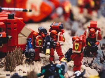 LEGO konstruktori – dāvana, par ko bērns priecāsies