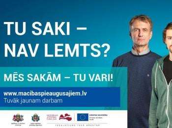 Rīdziniekus līdz 6. novembrim aicina pieteikties ES fondu mācībām pieaugušajiem