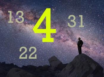 Numeroloģiskais raksturojums 22., 31., 4., 13. datumos dzimušajiem