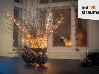 Video: Radi pats savu svētku rotājumu