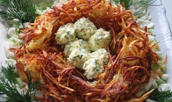 """Salāti """"Lielās piektdienas ligzda"""""""