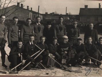Foto: Latvijas hokeja vēsture
