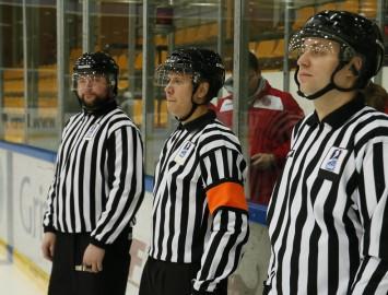 Jauno hokeja tiesnešu sagatavošanas seminārs