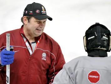 Leonīds Beresņevs apstiprināts par Latvijas hokeja valstsvienības galveno treneri