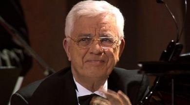 """""""Sarunas Smiļģa kabinetā""""  ar Maestro Raimondu Paulu"""