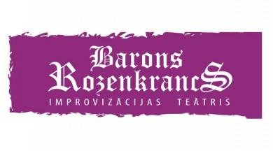 """Improvizācijas teātra """"Barons Rozenkrancs"""" studija uzņem dalībniekus"""