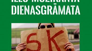 """Apgāds """"Mansards"""" izdod Harija Vagranta """"Ielu muzikanta dienasgrāmatu"""""""