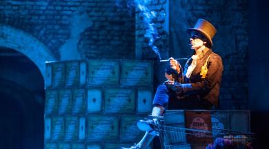 """""""Dāmu paradīze"""": pieci gadi uz Daugavpils teātra skatuves"""