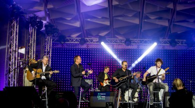 """Guntars Račs un grupa """"Saldās sejas"""" izsludina grāmatai """"365"""" veltītu koncertu sēriju"""