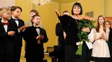 """Mūzikas konkursa """"Ineses Galantes talanti"""" fināls notiks Rīgas Latviešu biedrības nama Zelta zālē"""