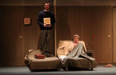 """Valmieras teātrī pēdējoreiz """"Provinces anekdotes"""""""