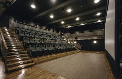 "Koncertzāles ""Cēsis"" Kino gardēžu klubs izziņo nākamos seansus"
