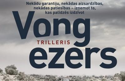 Vongezers – aizraujošs romāns par izglābšanos