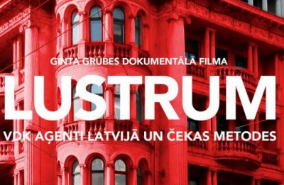 "Video: Simtgades filma ""Lustrum"" publisko treileri"