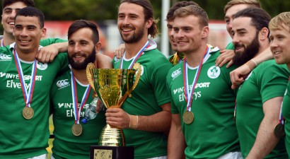 Īrija ar uzvaru sāk EČ regbijā-7