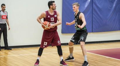 """""""Valmiera Glass/ViA"""" uzvar Jelgavā, """"Ķekava"""" nomētā saldeniekus"""