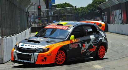 """""""Global Rallycross"""" beidz pastāvēšanu un iesūdz tiesā """"Subaru"""""""