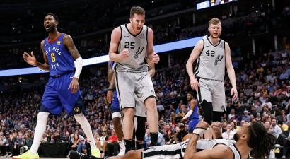 """Vai Dāvis Bertāns un """"Spurs"""" spēs izcīnīt septīto spēli?"""