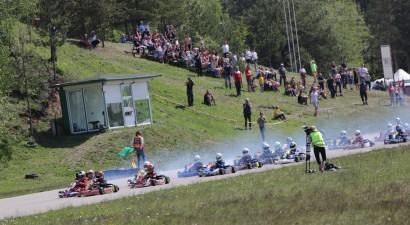 Kartinga sezonas atklāšanā Madonā startē vairāk nekā 200 sportisti