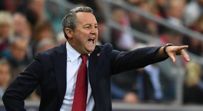 Latvijas futbola izlase FIFA rangā zaudē piecas pozīcijas