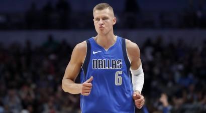 """Avoti: """"Knicks"""" 2015. gadā apsvērusi aizmainīt Porziņģa drafta izvēli"""