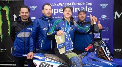 Mairis Pumpurs startēs oficiālajā ''Yamaha'' rūpnīcas junioru komandā