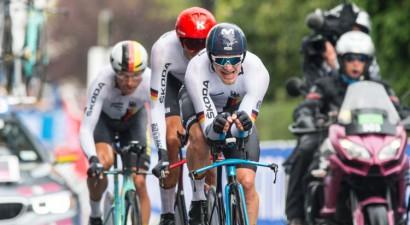 Atcelts Eiropas čempionāts riteņbraukšanā