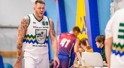 <i>Runcim</i> Kambalam 39 punkti neizšķirtā Latvijas kausa spēlē Rugājos