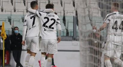 """Ronaldu dublis, """"Juventus"""" izgāž dusmas pret pastarīti"""