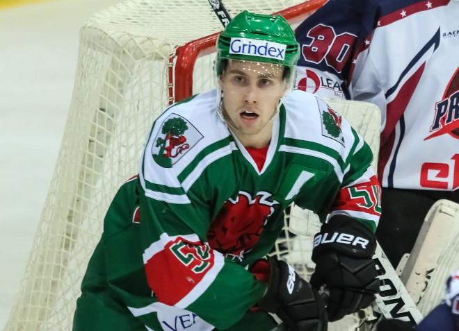"""Pārbaudes līgumi ar Rīgas """"Dinamo"""" arī liepājniekiem Kalnam un Mamčičam"""