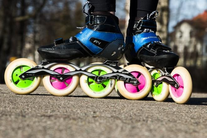 """Ar """"S!-Skate 2017"""" skrituļslidošanas seriālu tiks atklātas gada siltās sezonas sacensības"""
