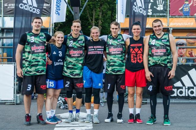 Latvijas 3x3 basketbola izlases startēs Eiropas kausa kvalifikācijā