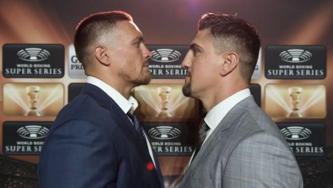 """""""Viaplay"""" un VSB piedāvā Pasaules boksa supersērijas tiešraides"""