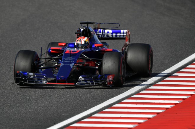 """""""Toro Rosso"""" sastāvā Amerikas posmā startēs Hārtlijs vai Buemī"""
