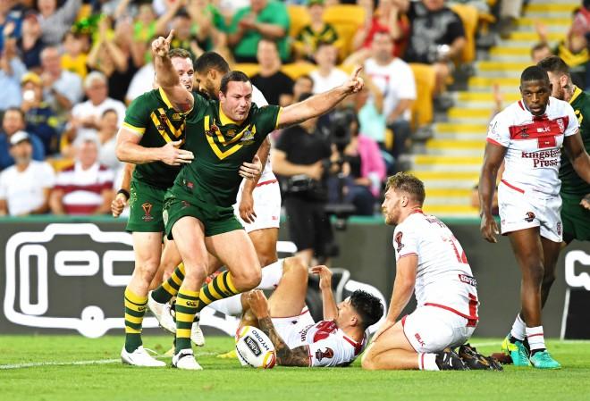 Austrālijas izlase triumfē Pasaules kausā regbijā-13